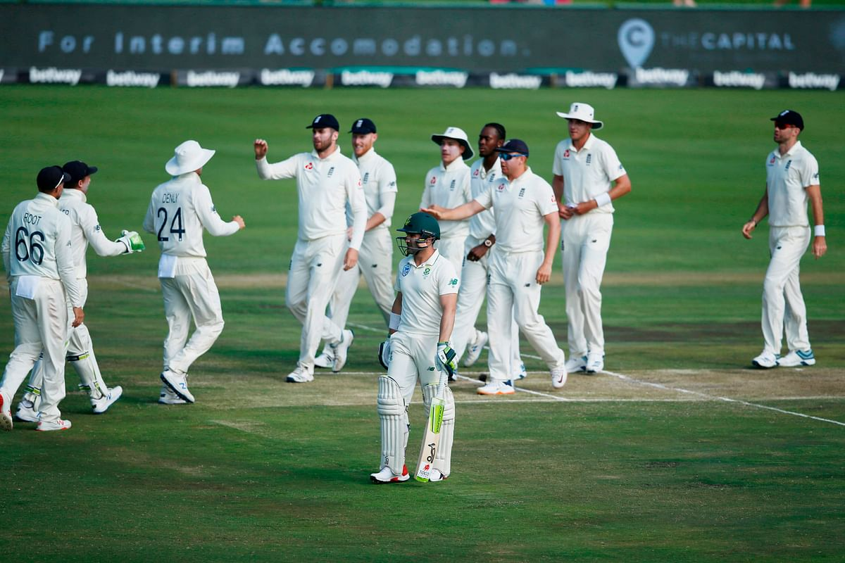 England vs South Africa: Shared day at Centurion