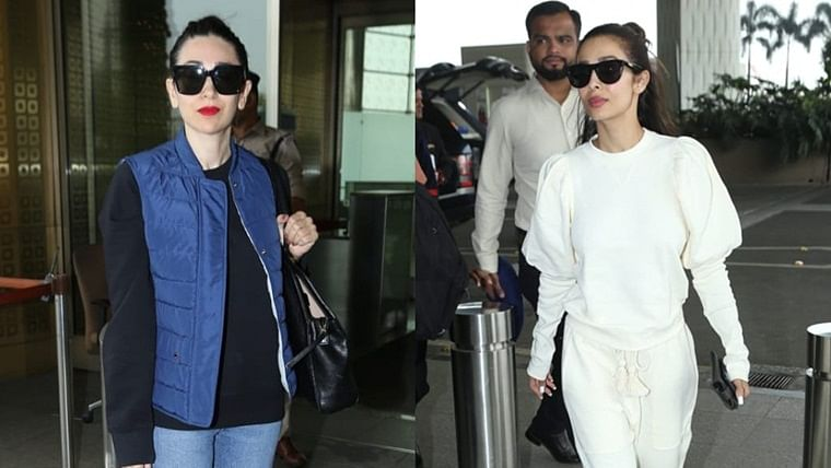 Karisma Kapoor or Malaika Arora – who wore the worst outfits at the airport?