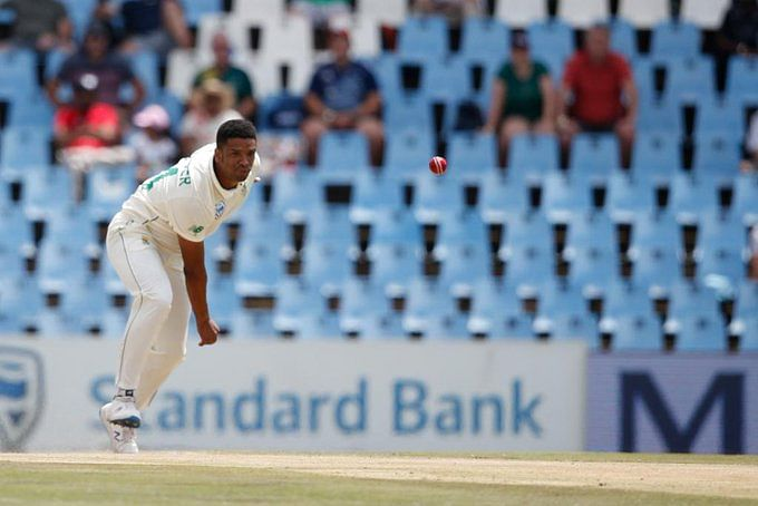 What is South Africa bowler Vernon Philander's plan post-retirement?