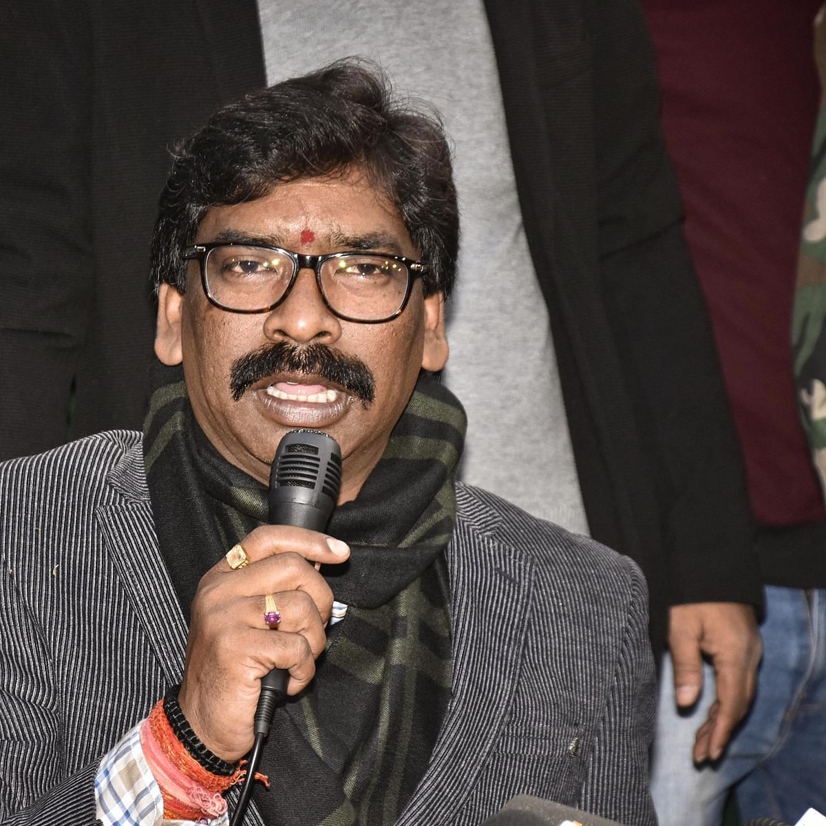 Hemant Soren meets Lalu, says will fight Bihar polls together