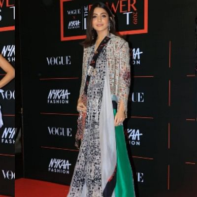 Anushka, Janhvi, Katrina and other celebs dazzle at Vogue X Nykaa Fashion: Power List 2019
