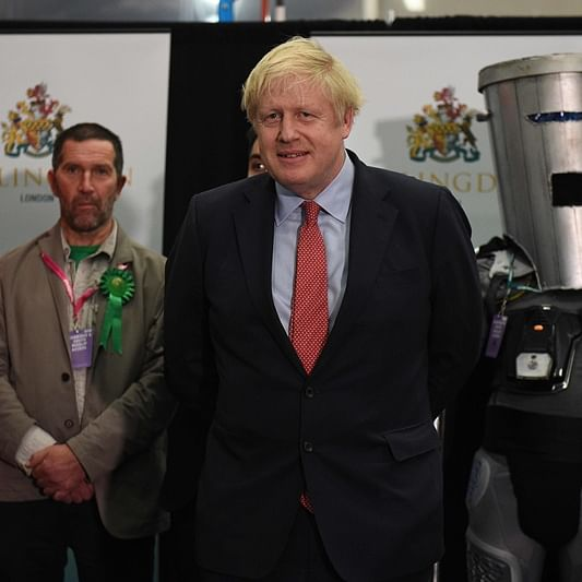 Boris Johnson-led Conservative party wins UK election