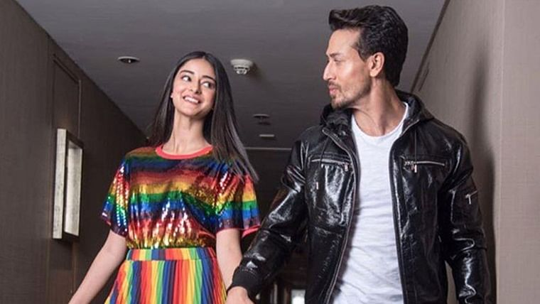 Tiger Shroff has turned Ananya Panday into a spoilt brat
