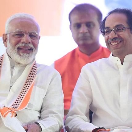 'It's wrong to do vote bank politics': Shiv Sena hits back at BJP on Citizenship Bill