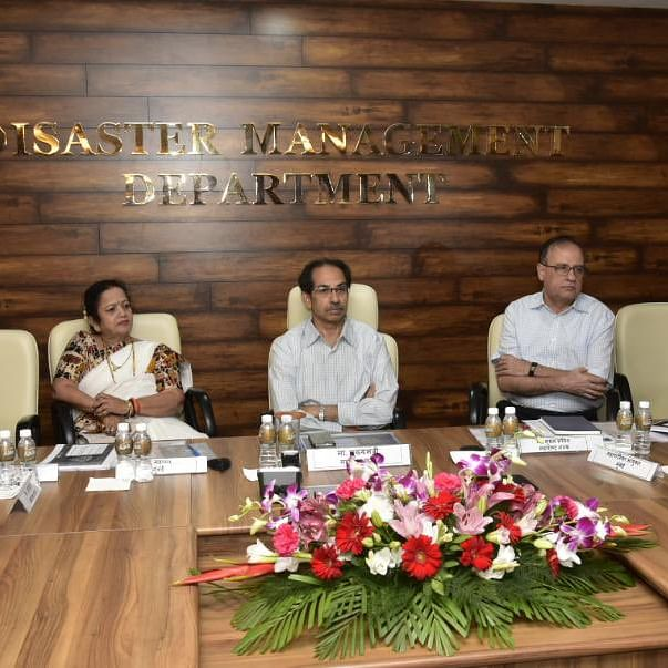 CM Uddhav Thackeray held meeting with various agencies