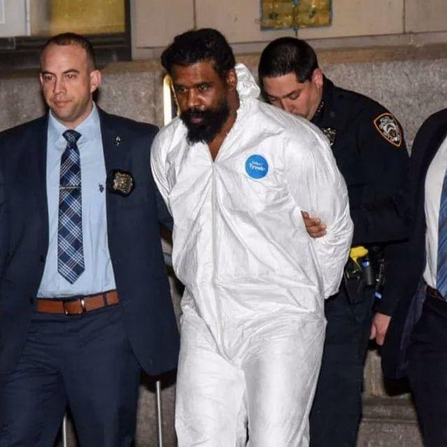 NY stabbing suspect has long history of mental illness