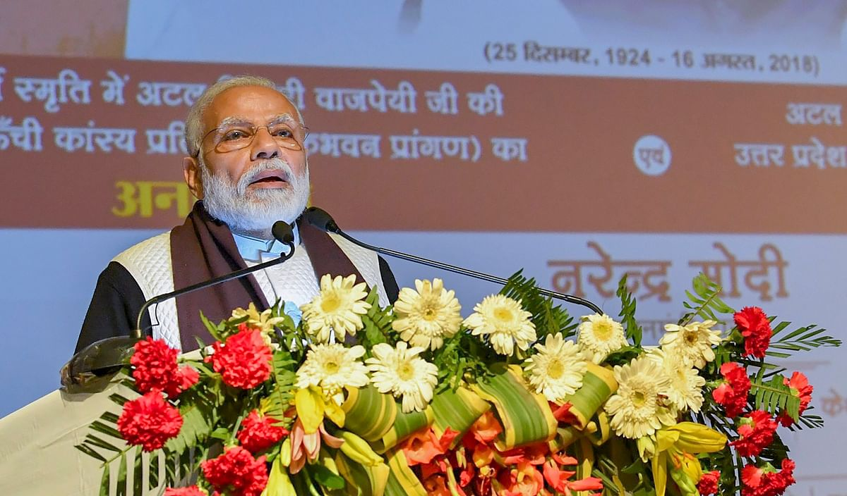 'Stern message to UP police': Modi trolled for comment on CAA protesters' violence