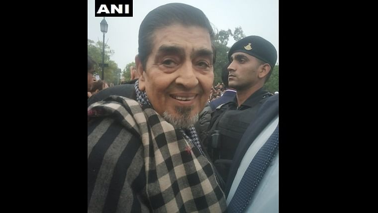'Leader of 1984 riots leading Cong protest': Twitter reacts to Jagdish Tytler's presence at CAA protest