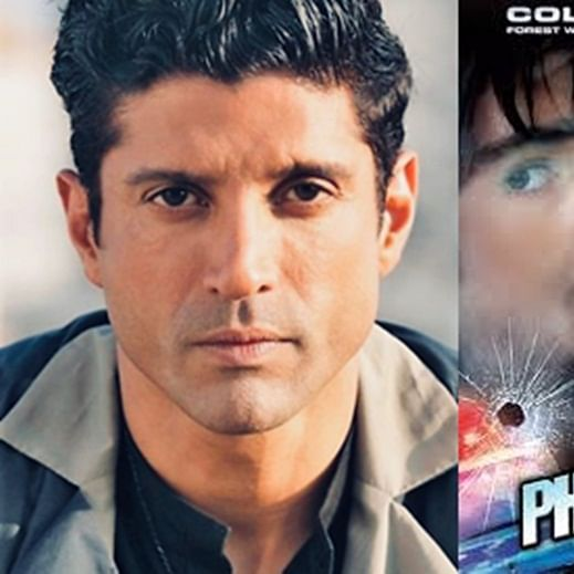 Farhan Akhtar to remake American thriller 'Phone Booth'?
