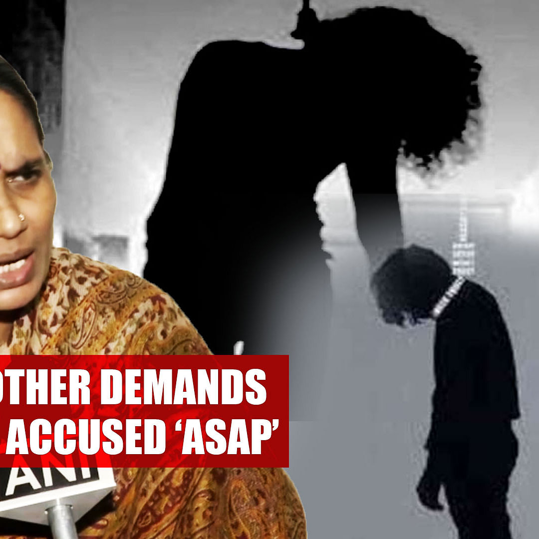 Nirbhaya's mother demands hanging of all accused 'ASAP'