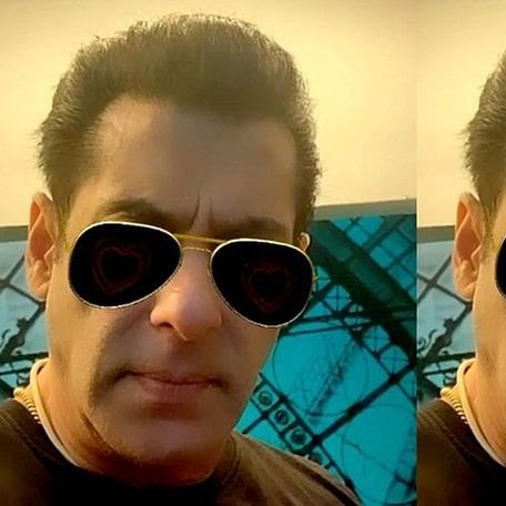 Salman Khan urges fans to channel inner Chulbul Pandey with 'Dabangg 3' filters