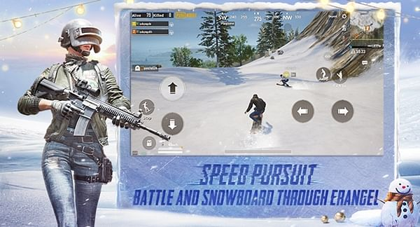 PUBG Mobile 0.16.0 update is here: Are you ready for chicken dinner in a snowy terrain?