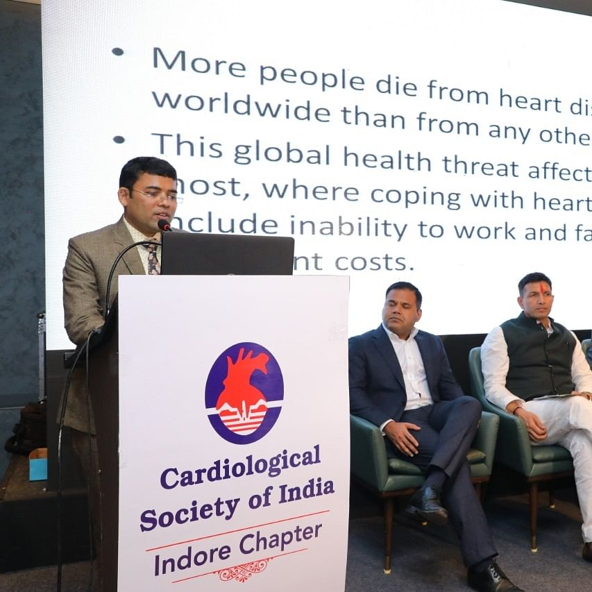Develop small forests that can work as Indore's lungs: CSI