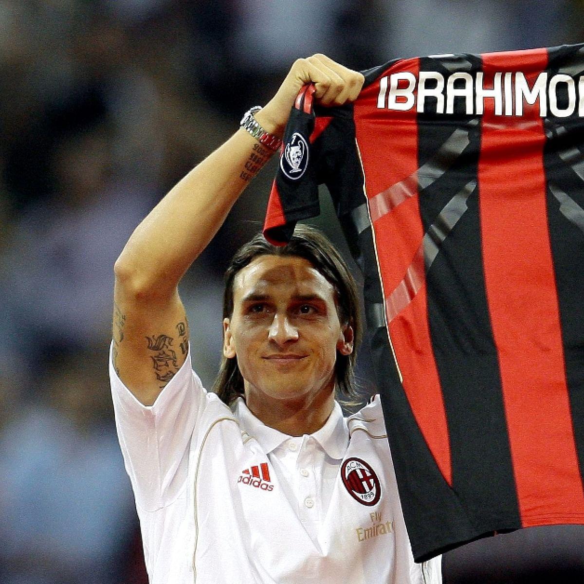 Zlatan Ibrahimovic set for AC Milan presentation on January 3