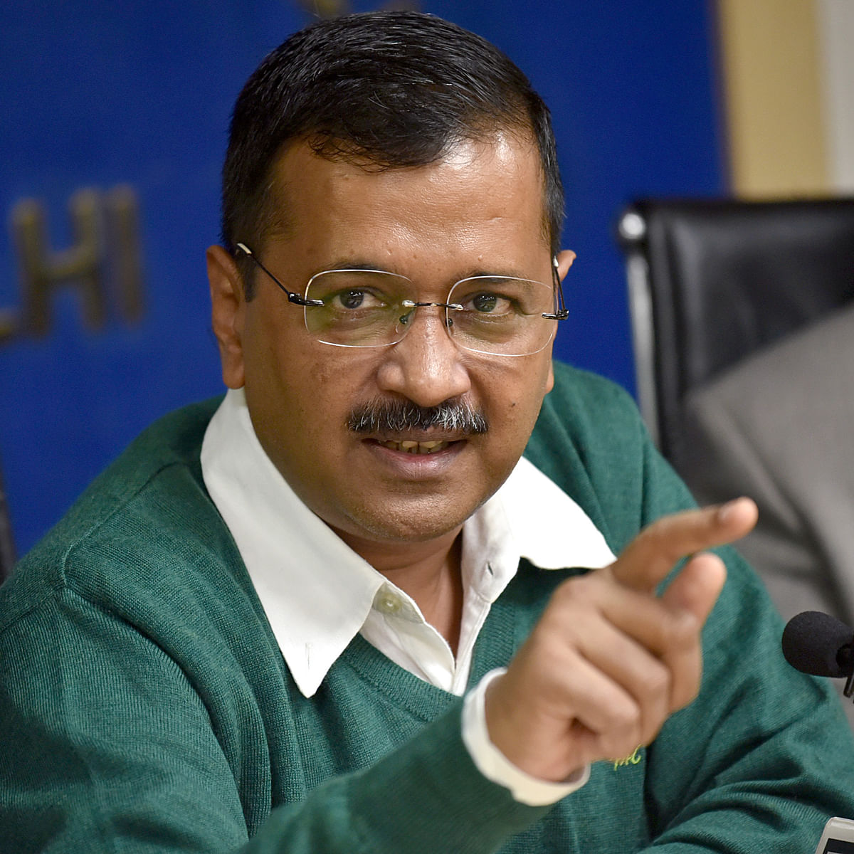 Delhi CAA protests: Kejriwal appeals for peace, BJP blames 'AAP traitors' for violence