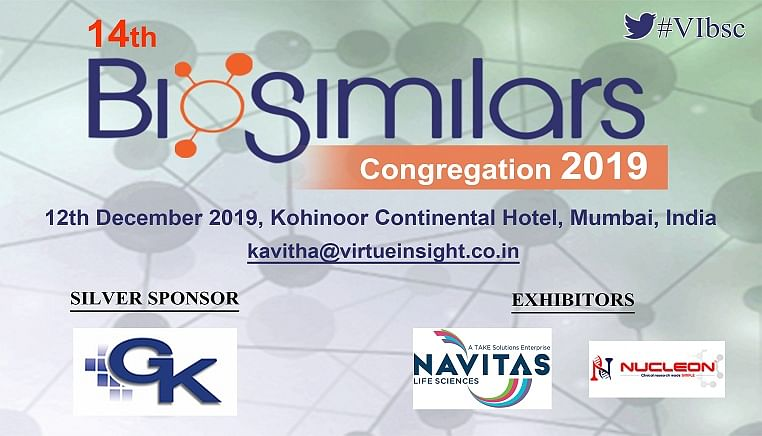 14th Biosimilars Congregation 2019
