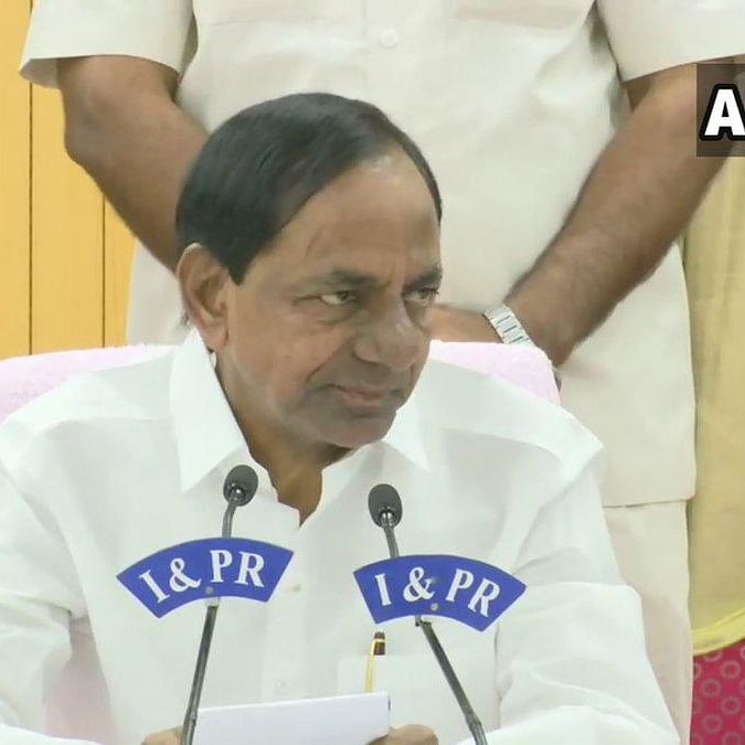 Decision to be taken whether lockdown should be re-imposed in GHMC limits: Telangana CM