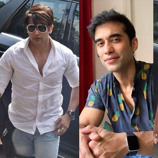 Karanvir Bohra, Arjun Bijlani and other TV actors attend last rites of Kushal Punjabi