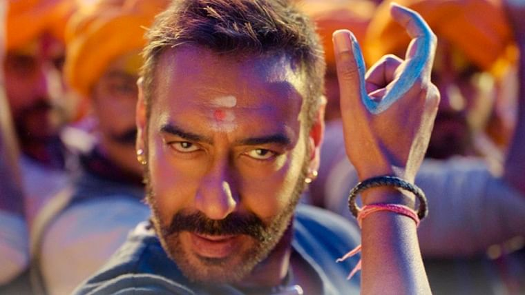 'Tanhaji: The Unsung Warrior' first track 'Shankara re Shankara' is musical face-off between Ajay and Saif