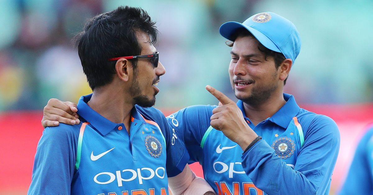 'Ab teri baari': Yuzvendra Chahal teases Kuldeep Yadav after Hardik Pandya gets engaged