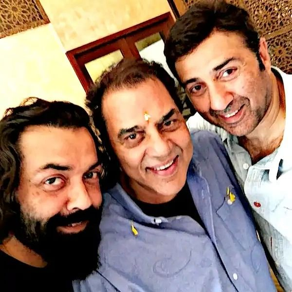 The Yamla, Pagla and Deewana in one frame