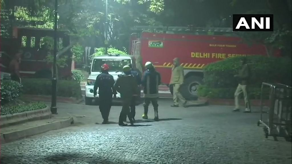 Delhi: Fire breaks out in Prime Minister's residence, situation now under control