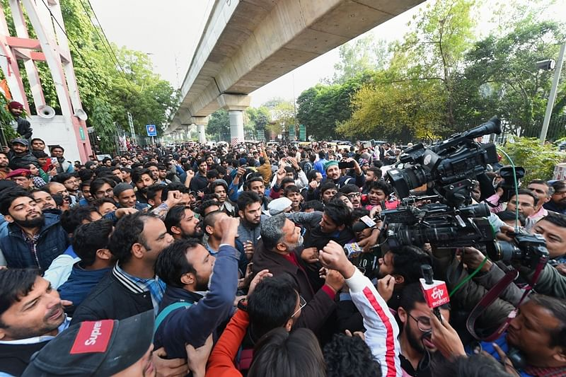 Jamia Impact: Aligarh Muslim University at boil, shut till January 5, internet blocked