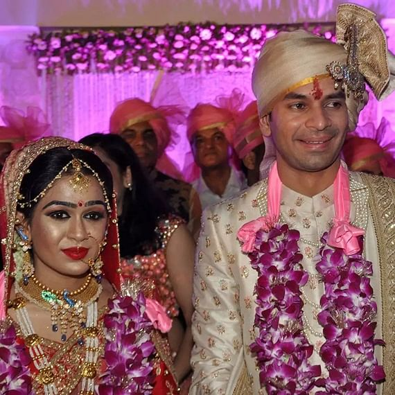 'Rabri Devi pulled my hair, threw me out of house': Tej Pratap's wife