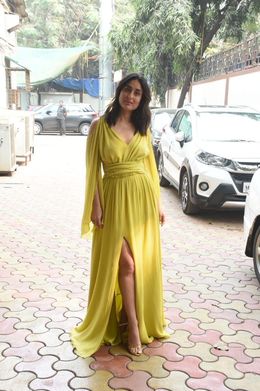 Kareena Kapoor Khan at the promotions of Good Newwz