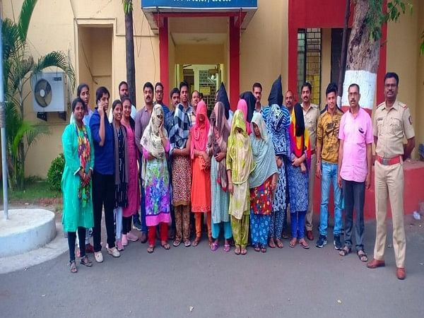 Maharashtra: 12 Bangladeshi nationals arrested for staying illegally in India