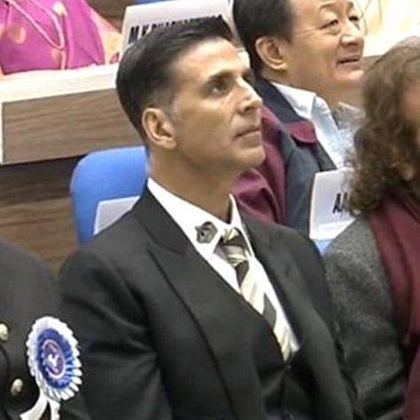 66th National Awards: Ayushmann Khurrana, Vicky Kaushal, Akshay Kumar receive their honours