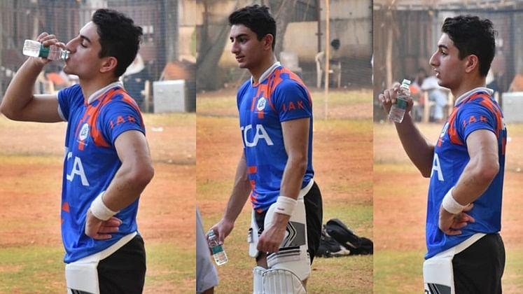 In pics: Ibrahim Ali Khan is an exact copy of grandfather Tiger Pataudi