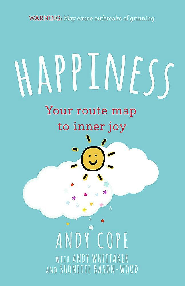 Book Review: Happiness is a journey