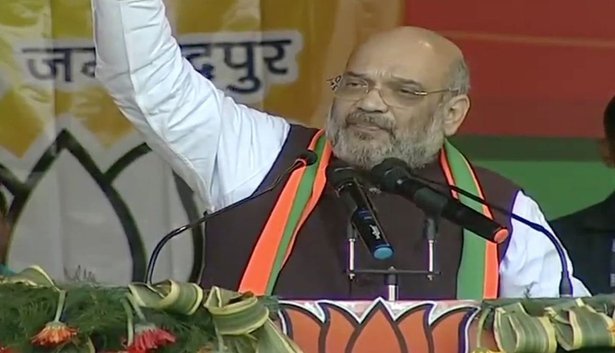 Will throw out all 'intruders' from the country by 2024, says Amit Shah in Jharkhand