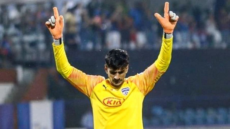 Juanan fires Bengaluru to top of the points tally