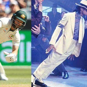 Australia vs New Zealand: Michael Jackson is alive?