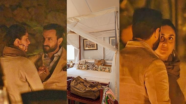 Rs 82,000 per night! That's the cost of Saif and Kareena's romantic stay at Ranthambore