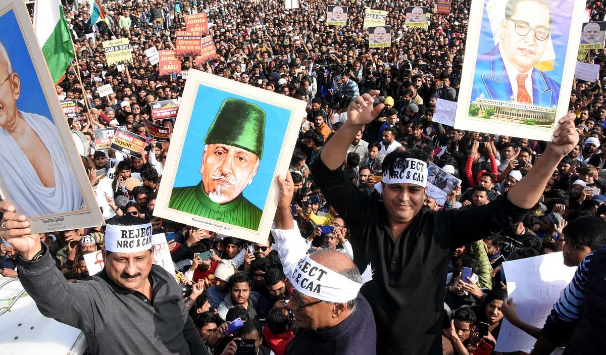 Bhopal: We shunned Jinnah's Pak & chose Gandhi's India, says MLA Arif Masood