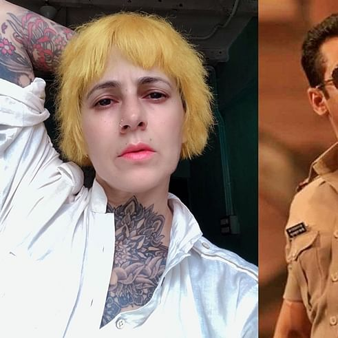 Only Chulbul Pandey can play this role: Sapna Bhavnani takes a dig at Salman Khan after Hyderabad encounter