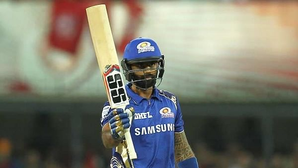 Suryakumar Yadav can't help but think of India call-up