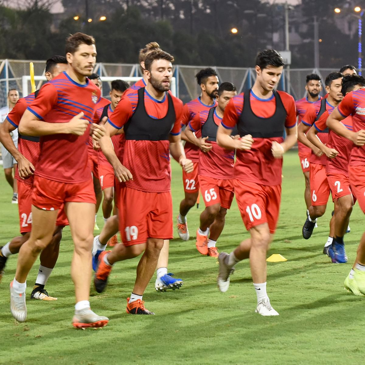 Northeast FC and Atletico Kolkata face off in top four clash