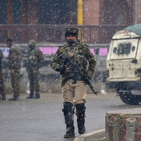 Home Ministry withdraws 72 CAPFs companies from Jammu and Kashmir with immediate effect