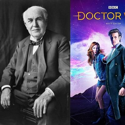 'Doctor Who' makers reveal who will play Thomas Edison and Nikola Tesla