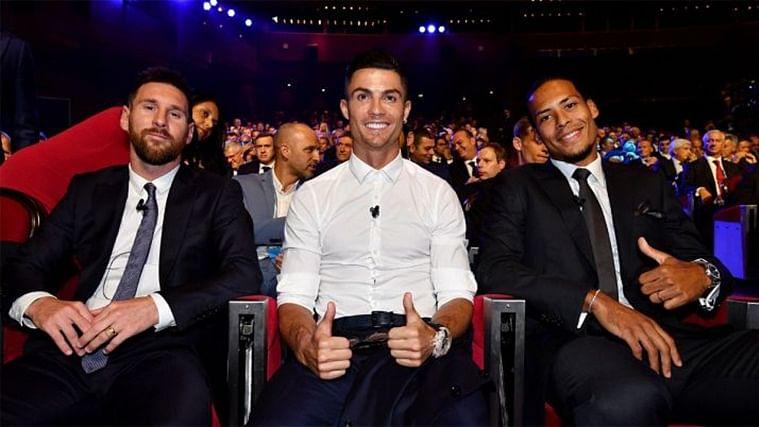 Ballon D'or 2019: Virgil van Dijk trolls Cristiano Ronaldo