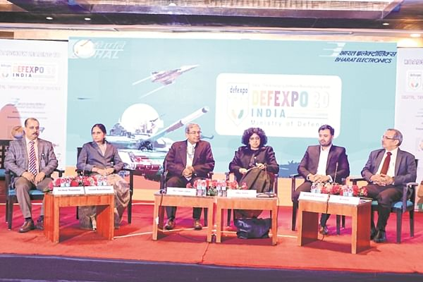 BEL, HAL roadshow urges start-ups, SMEs to showcase capabilities at DefExpo 2020