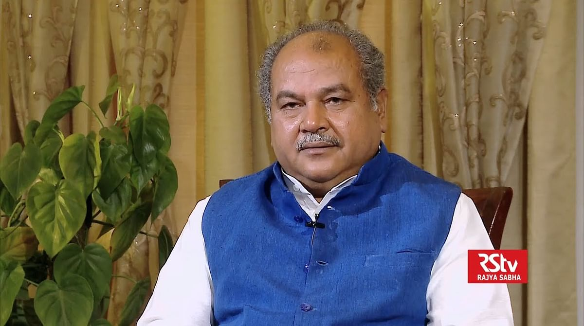 Farmers Day: An appreciable improvement in agri sector efficiency, says Agriculture min Narendra Tomar