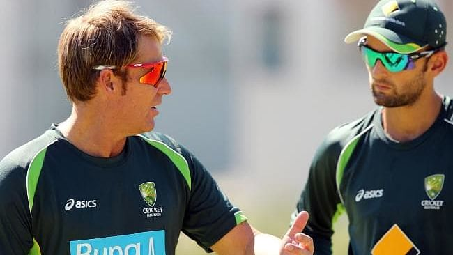 'Did Warnie ever want a rest and give Stuart MacGill a go': Nathan Lyon hits back at Shane Warne for asking him to take rest