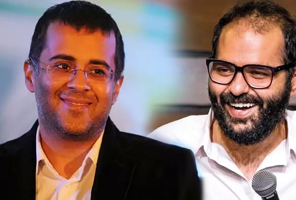 Chetan Bhagat vs Kunal Kamra on CAB is the fight we need and deserve