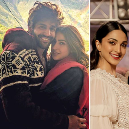 Video: Kartik Aaryan chooses his 'Patni and Woh' between Sara Ali Khan, Kiara Advani, Tara Sutaria and Nushrat Bharucha