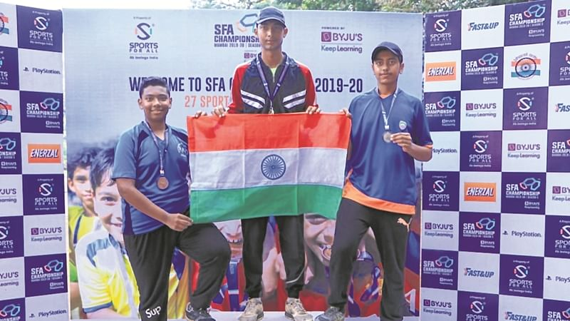 Shantanu Patil, Singh smash SFA record books